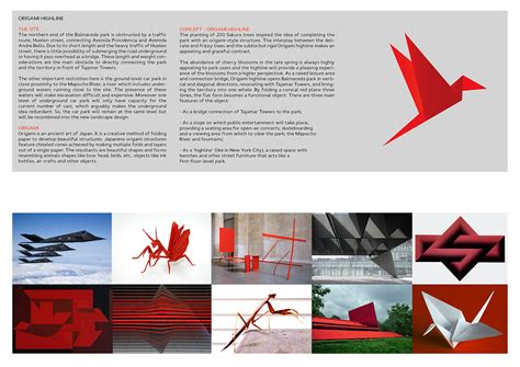 why was origami invented gallery of architects of invention and archiplan propose
