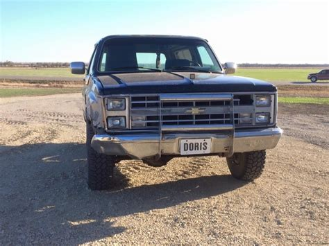 1985 chevy k5 blazer bumpers images