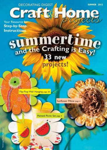 craft and home projects magazine craft home projects magazine for only 9 99 a year