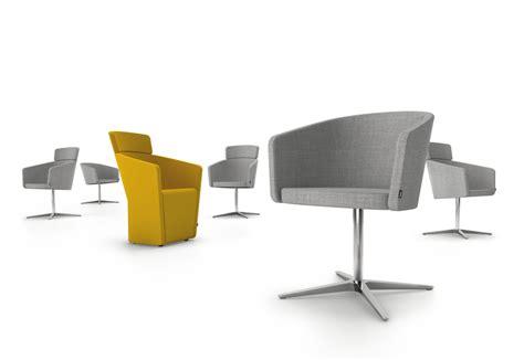club chairs swivel club chair with swivel x base by bene stylepark