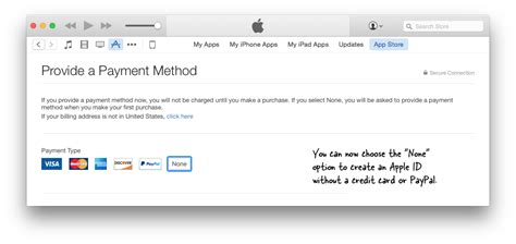 how to make purchases without a credit card how to create an apple id for itunes without credit card