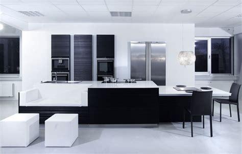 modern black and white kitchen designs new modern black and white kitchen designs from