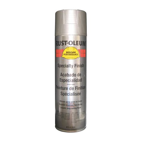 spray paint stainless steel shop rust oleum 14 oz stainless steel semi gloss spray