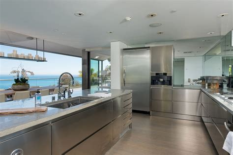 s kitchen modern malibu house rooms with a view modern