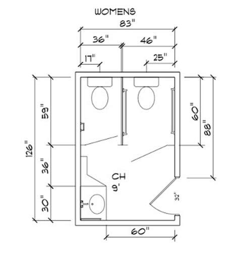 Accessible Bathroom Design ada how to convert a standard public bathroom into an ada