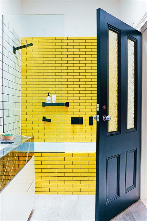 yellow tile bathroom ideas 25 best ideas about yellow tile on yellow