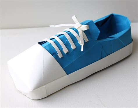 origami shoe if you don t these origami shoes then you probably