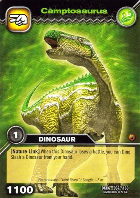 how to make dinosaur king cards image ctosaurus tcg card jpg dinosaur king