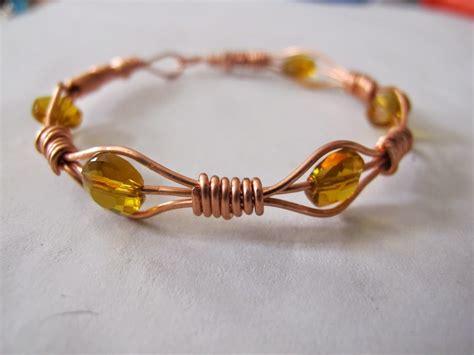 S Designs Handmade Wire Jewelry Copper Wire