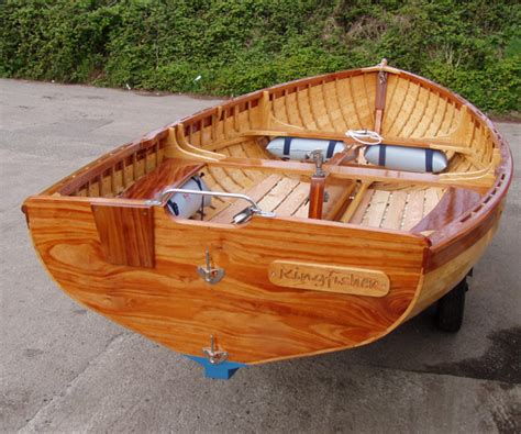 Wood Boats Built Trial Sail Second For Sale