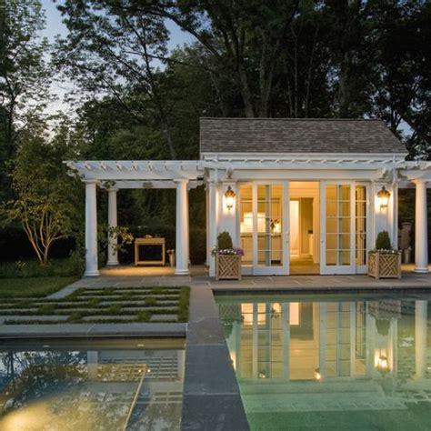 house plans with pool house guest house small pool house design ideas pictures remodel and decor outdoors ideas pool