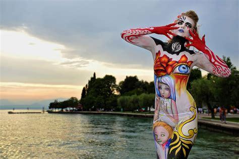 festival 2015 bardolino il 18 e 19 luglio a bardolino italian bodypainting