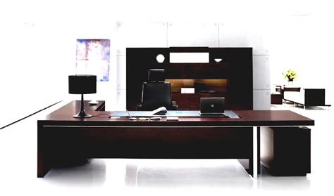 contemporary executive office desk luxury modern executive office furniture with ergonomic