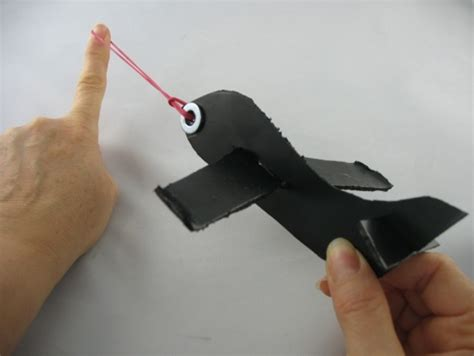 flying crafts for styrofoam airplane craft