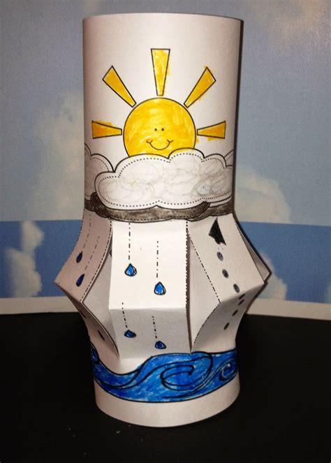 water crafts for best 20 water cycle craft ideas on water