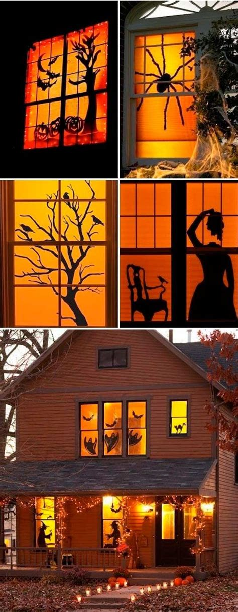 decoracion de hallowen m 225 s de 25 ideas incre 237 bles sobre casa de halloween en