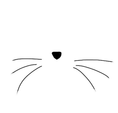 cat nose and whiskers f o forgotten nobility just because i like it