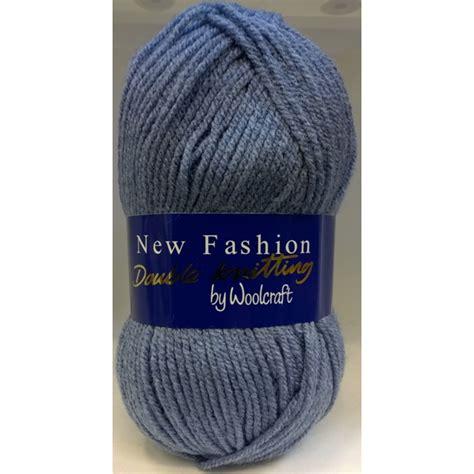 new fashion knitting woolcraft woolcraft new fashion dk shade 7134 denim my wool shop