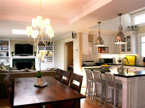 small kitchen and dining room ideas combining kitchen and dining room for spacious home interior decorating colors interior