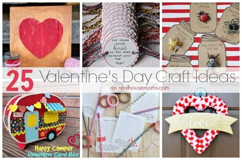 valentines day craft projects 25 s day craft ideas real housemoms