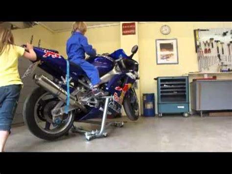 Louis Motorrad Youtube by Motorradheber Motorbike Lifter Sport Von Becker Technik