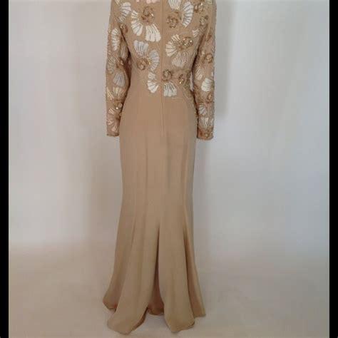 oleg cassini beaded dress oleg cassini vintage oleg cassini black tie silk beaded