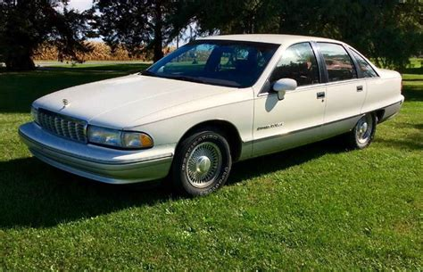 service manual automobile air conditioning repair 1991 chevrolet caprice electronic toll