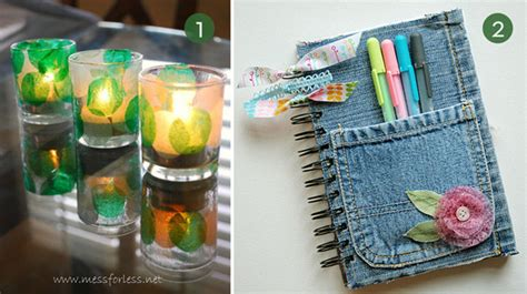 crafts for using recycled materials roundup 10 diy craft projects using recycled