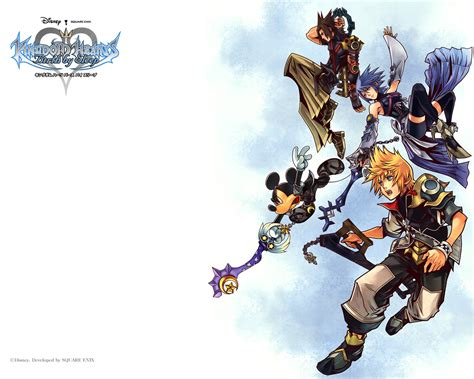 kingdom hearts birth by sleep kingdom hearts birth by sleep