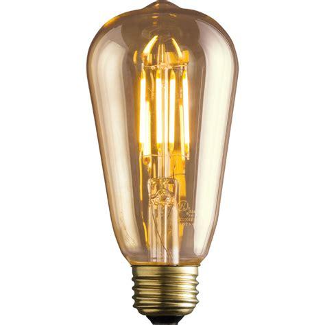kichler light bulbs shop kichler vintage 60w equivalent dimmable vintage