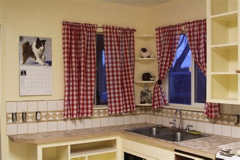 curtains for the kitchen some kitchen window ideas for your home
