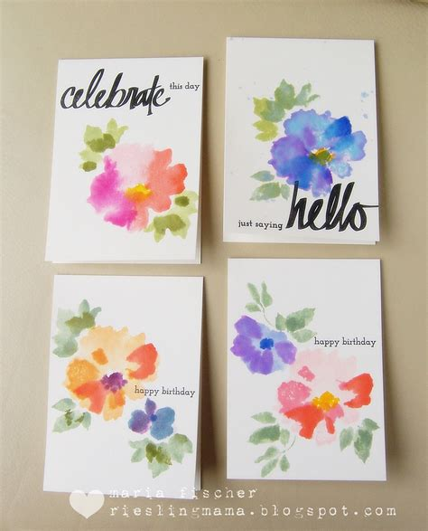 how do you make greeting cards card ideas and tips for handmade greeting cards
