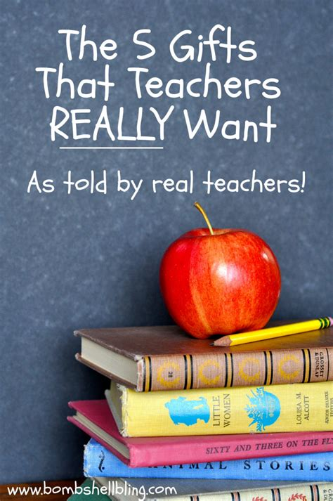 gifts teachers gifts the top 5 your child s really
