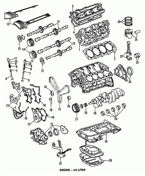 1997 lexus es300 engine diagram automotive parts diagram images