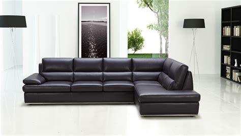 modern leather sofas and sectionals 25 leather sectional sofa design ideas furniture