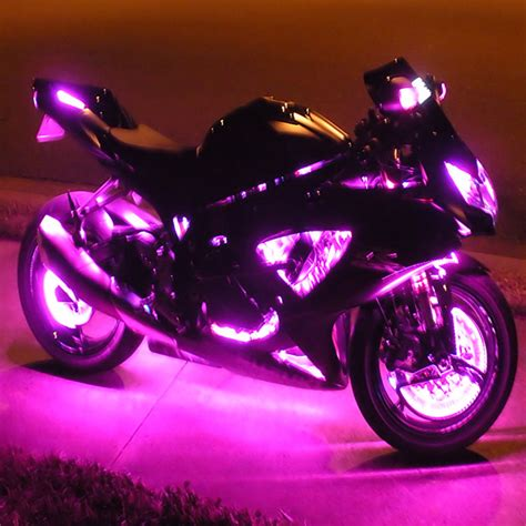 led lights for motorcycles install motorcycle led lights for better visibility