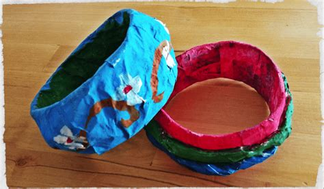 paper mache crafts for preschoolers how to make paper mache for persil