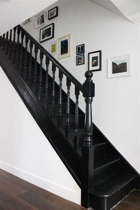 black staircase best 25 black staircase ideas on black