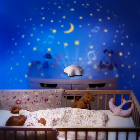nightlight projector pabobo musical projector baby nursery light