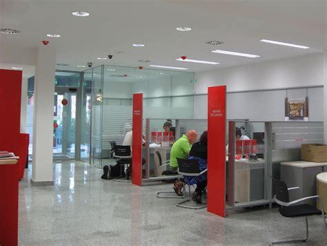 oficinas de banco santander reforma de oficinas del banco santander foraster arquitectos