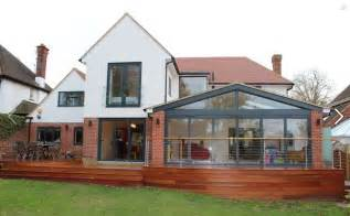houses rear classic home with house extension ideas designs house extension photo