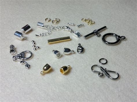 how to make jewelry clasps the horsehair bracelet project findings and clasps