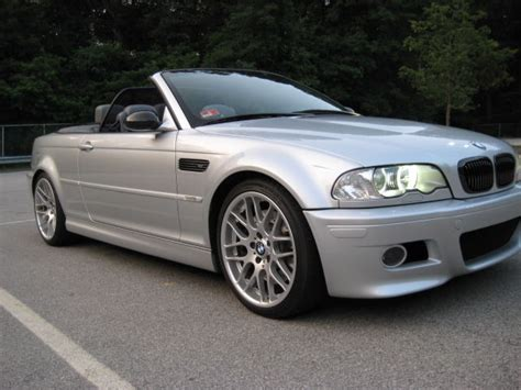 2002 bmw m3 low miles dinan upgrades