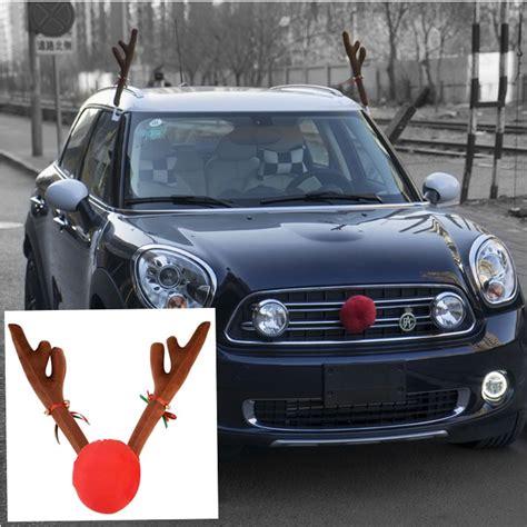 where to buy car antlers popular car reindeer antlers buy cheap car reindeer
