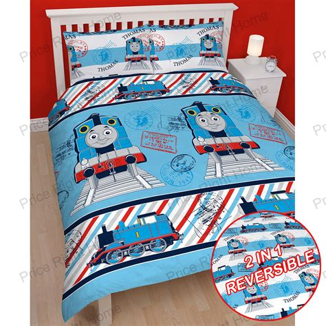 the tank engine bed set the tank engine bedding single and