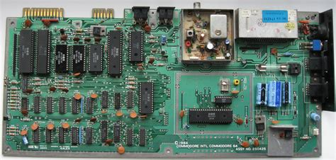 Layout Software Free file c64 assy no 250425 motherboard 1984 jpg wikimedia