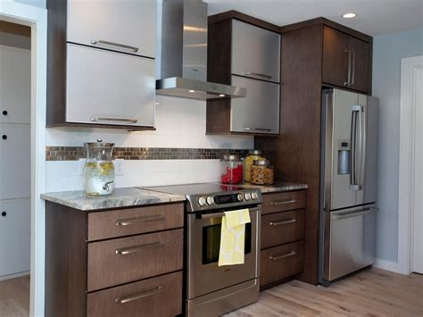 stainless steel kitchen cabinet kitchen cabinet door ideas and options hgtv pictures hgtv