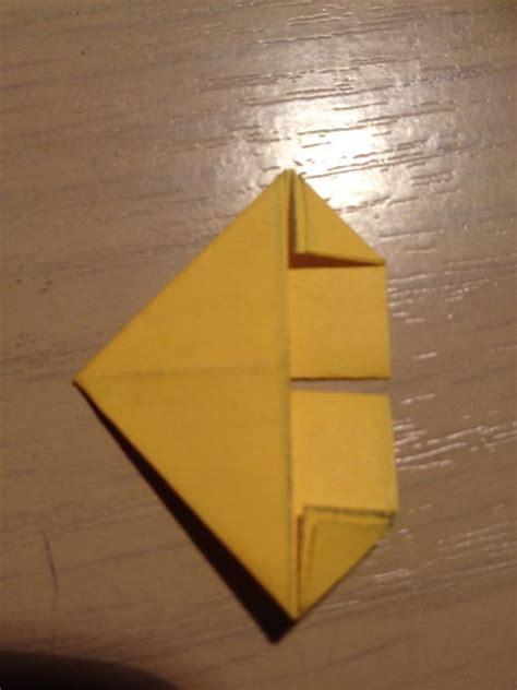 3d triangle origami 3d origami triangles 3