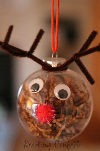 easy reindeer crafts for and easy reindeer ornaments for to make this
