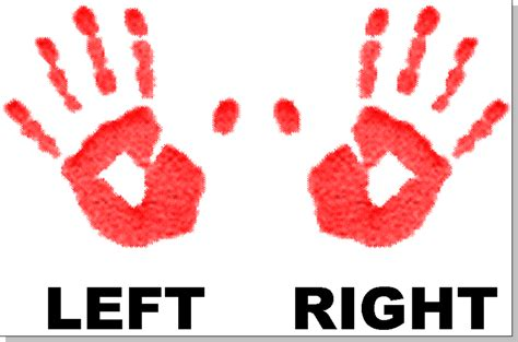 left right with mrs dennis quot no your other left